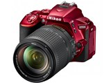 D5500 18-140 VR レンズキット [レッド] 製品画像