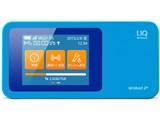 Speed Wi-Fi NEXT W01 [マリン] 製品画像
