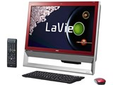 LaVie Desk All-in-one DA370/AAR PC-DA370AAR [クランベリーレッド]