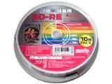 HDBDRE130NP10 [BD-RE 2倍速 10枚組] 製品画像