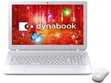 dynabook T75 T75/PW PT75PWP-HHA [リュクスホワイト]