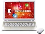 dynabook T55 T55/PG PT55PGP-SHA [サテンゴールド]