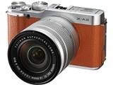 FUJIFILM X-A2 レンズキット [ブラウン] 製品画像
