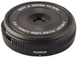 Xマウントフィルターレンズ XM-FL B [ブラック] 製品画像