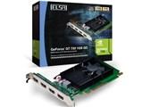 ELSA GeForce GT 730 1GB QD GD730-1GERQD [PCIExp 1GB] 製品画像