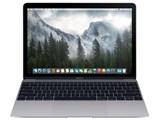 MacBook 1100/12 MJY32J/A [スペースグレイ] 製品画像