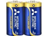 アルカリEX アルカリ乾電池 単2形 2本パック LR14EXD/2S 製品画像