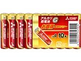 アルカリG アルカリ乾電池 単4形 10本パック LR03GD/10S 製品画像
