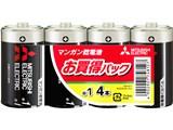 マンガン乾電池 単1形 4個パック R20PUD/4S 製品画像