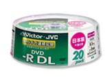 VD-R85CS20 [DVD-R DL 8倍速 20枚組] 製品画像