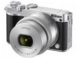 Nikon 1 J5 標準パワーズームレンズキット [シルバー] 製品画像