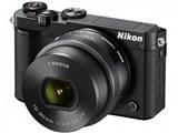 Nikon 1 J5 標準パワーズームレンズキット [ブラック] 製品画像