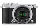 Nikon 1 J5 ダブルレンズキット [シルバー]
