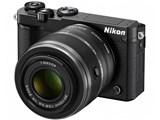 Nikon 1 J5 ダブルズームレンズキット [ブラック] 製品画像