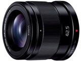 LUMIX G 42.5mm/F1.7 ASPH./POWER O.I.S. H-HS043-K [ブラック] 製品画像