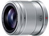 LUMIX G 42.5mm/F1.7 ASPH./POWER O.I.S. H-HS043-S [シルバー] 製品画像