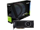 GeForce GTX TITAN X(12288MB GDDR5) NE5XTIX015KB-PG600F [PCIExp 12GB] ドスパラWeb限定モデル 製品画像