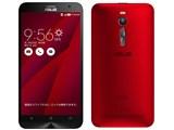 ZenFone 2 ZE551ML-RD32 SIMフリー [レッド] 製品画像