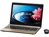 LAVIE Note Standard NS750/BAG PC-NS750BAG [クリスタルゴールド]