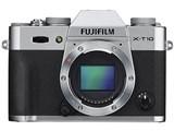 FUJIFILM X-T10 ボディ [シルバー] 製品画像