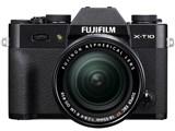 FUJIFILM X-T10 レンズキット [ブラック] 製品画像