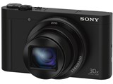 サイバーショット DSC-WX500 (B) [ブラック] 製品画像