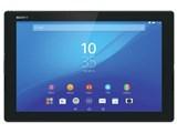 Xperia Z4 Tablet Wi-Fiモデル SGP712JP/B [ブラック] 製品画像