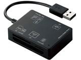MR-A012BK [USB 58in1 ブラック] 製品画像