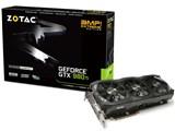 ZOTAC GeForce GTX 980 Ti AMP! Extreme ZT-90505-10P [PCIExp 6GB] 製品画像