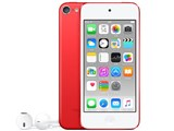 iPod touch (PRODUCT) RED MKJ22J/A [32GB レッド] 製品画像