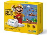 Wii U スーパーマリオメーカーセット 製品画像