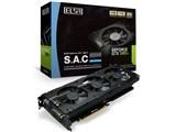 ELSA GeForce GTX 980 Ti 6GB S.A.C GD980-6GERTS [PCIExp 6GB]