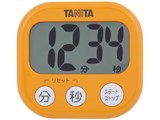 でか見えタイマー TD-384 [アプリコットオレンジ] 製品画像