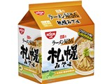 日清のラーメン屋さん 札幌みそ味 88g ×30食 製品画像