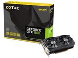 ZOTAC GeForce GTX 950 AMP! Edition ZT-90603-10M [PCIExp 2GB]