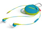 SoundSport in-ear headphones Apple 製品対応モデル [ネオンブルー]