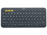 K380 Multi-Device Bluetooth Keyboard K380BK [ブラック] 製品画像
