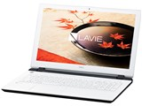 LAVIE Note Standard NS100/C2W PC-NS100C2W 製品画像