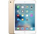 iPad mini 4 Wi-Fi+Cellular 64GB MK752J/A SIMフリー [ゴールド] 製品画像
