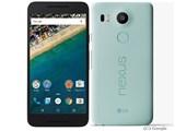 Nexus 5X 32GB ワイモバイル [アイス] 製品画像