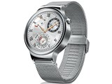 Huawei Watch W1 Classic Stainless [シルバー/メタルバンド] 製品画像