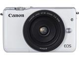 EOS M10 ダブルレンズキット [ホワイト] 製品画像