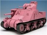 ガールズ&パンツァー 1/35 M3中戦車リー ウサギさんチーム 製品画像