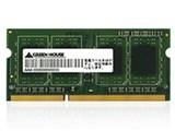 GH-DAT1866LV-4GB [SODIMM DDR3L PC3L-14900 4GB Mac]