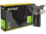 ZOTAC GT 710 2GB DDR3 LP ZTGT710-2GD3LP001/ZT-71302-20L [PCIExp 2GB] 製品画像