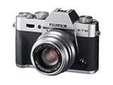FUJIFILM X-T10 単焦点レンズキット [シルバー] 製品画像