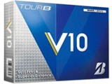 BRIDGESTONE GOLF TOUR B V10 [ホワイト] 製品画像