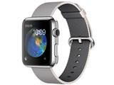 Apple Watch 42mm MMG02J/A [パールウーブンナイロン]