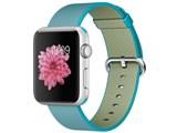 Apple Watch Sport 42mm MMFN2J/A [スキューバブルーウーブンナイロン]