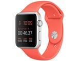 Apple Watch Sport 42mm MMFL2J/A [アプリコットスポーツバンド]